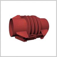 Линзовый компенсатор осевой на газ КДМ