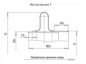 Схема работы компенсатора круглого однолинзового ПГВУ