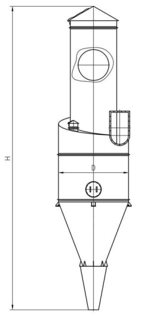 Циклоны ЦП-2 предназначены для улавливания пыли после систем сушки или размола топлива парогенераторов...