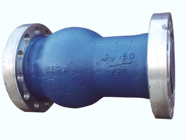 Клапан обратный поворотный типа 19нж10бк