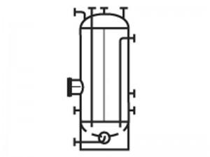 Вертикальные аппараты для жидких углеводородных сред газовой и нефтеперерабатывающей промышленности ТИП 2 ТУ 26-18-35-89