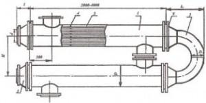 Схема подогреватель водоводяной