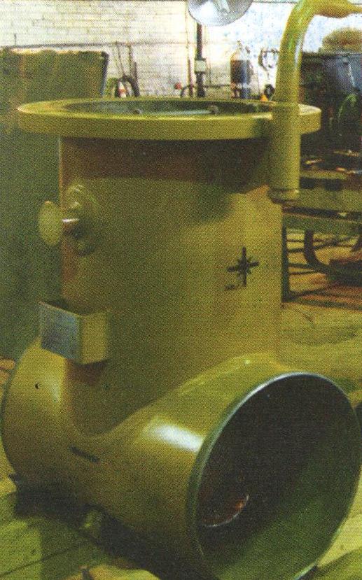 Рис.4. Фильтр-тройник высокоскоростной