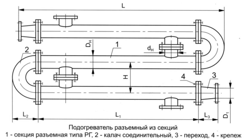 Водоводяной подогреватель ВВП 17-377-2000 Троицк alfa laval m15 mfg