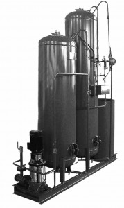Установка ВПУ водоподготовительная