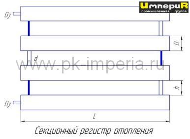 секционный регистр